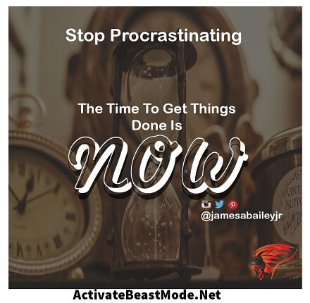 3 Quick Ways To Improve Your Personal Life and Stop Procrastination